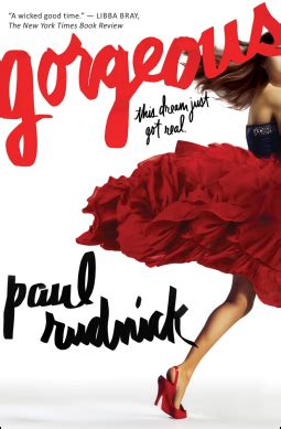 book review gorgeous by paul rudnick the folks