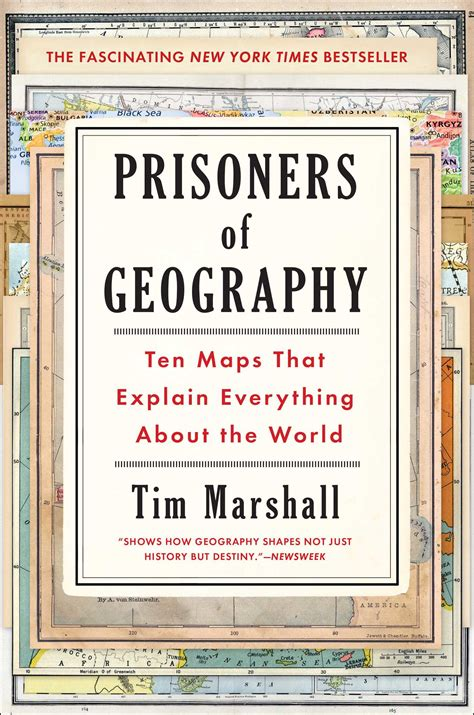 prisoners of geography ten prisoners of geography book by tim marshall official publisher page simon schuster