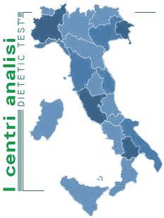 test citotossico linea salute italia dietetic test intolleranze