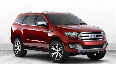 ford endeavour 4x2 ford endeavour 2 2l 4x2 at titanium price discounts in