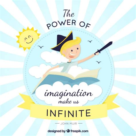 Power And Imagination the power of imagination vector free