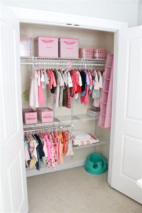 Closet Organizer For Baby by Closet Nurseries And Organizations On