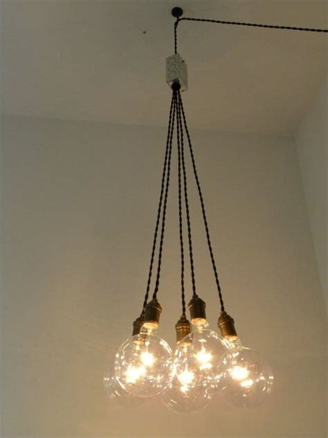 Hanging Bulb Chandelier Best 25 In Pendant Light Ideas On In Hanging Light Bedside Lighting And