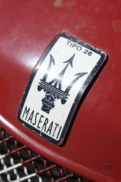 Maserati Badge by Maserati Logo Badge Emblem Maserati