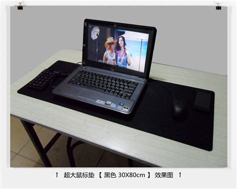 gaming desk mat hongkong post large big mouse pad 30 80cm thick