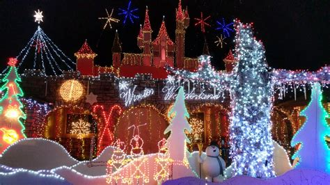 scottsdake az christmas lights featured on diy house lights in scottsdale az for