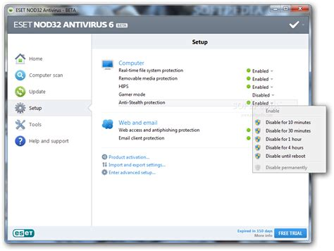 nod32 full version download eset nod32 antivirus 6 software full version free download