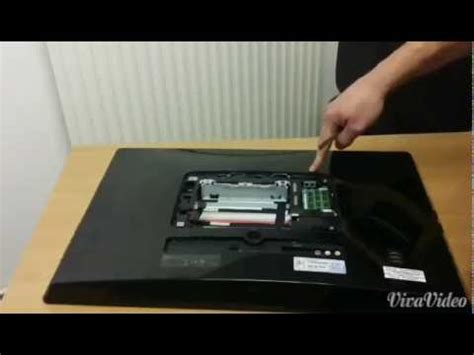 how to ram model replace ram hdd on sony vaio vpcl2 personal computer