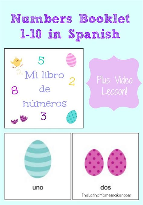 printable spanish numbers 1 10 numbers in spanish 1 10 printable and video lesson