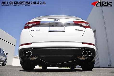 Kia Optima Performance Exhaust K5 Optima Store 2011 2015 Kia Optima Dt S Exhaust System