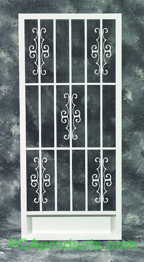 Which Is Better Vinyl Or Aluminum Screen Door - the 25 best vinyl screen doors ideas on