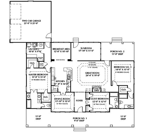 fulbright colonial home plan 028d 0050 house plans and more