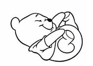 winnie pooh beb 233 pa 241 ales colorear az dibujos colorear