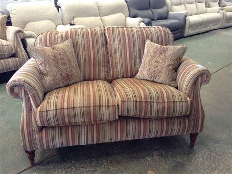 striped two seater sofa multi coloured striped 2 seater sofa tr000886 wo0233821