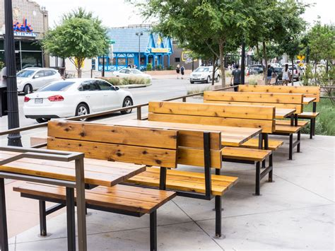 Outdoor Patio Furniture Dallas The Patios In Dallas 2016 Eater Dallas