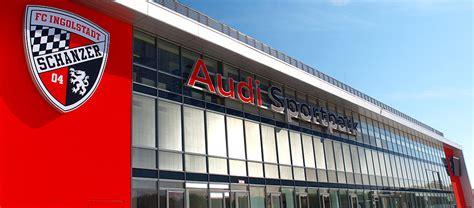 Stellenangebote Bei Audi Ingolstadt by Stiftl Fu 223 Ball Gastronomie Im Audi Sportpark Ingolstadt