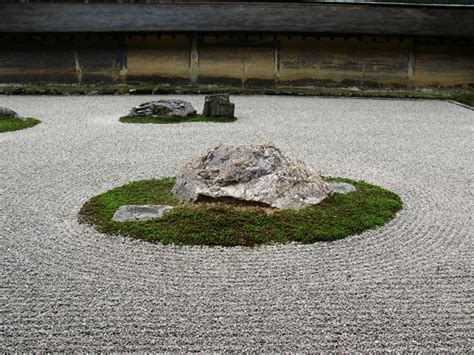 Japanese Rock Garden Landscaping Ideas Outdoortheme Com Rock Garden Zen