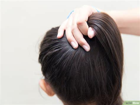 Tali Rambut Karet Elastis Untuk Ekor Kuda Anak Anak 4 cara untuk menata rambut anak wikihow