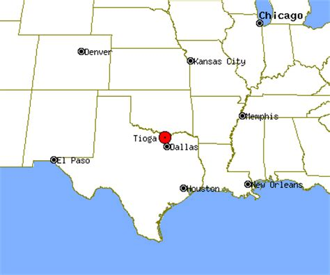 tioga texas map tioga profile tioga tx population crime map
