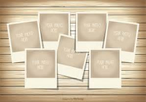 Will Template by Photo Collage Template Free Vector Stock