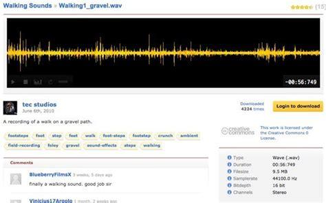 Free Websites To Find 10 Best Websites To Find Free Sound Effects