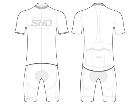 Mtb Jersey Template Templates Data Mtb Jersey Design Template