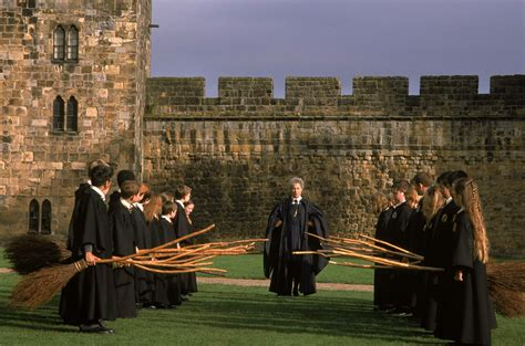 where was hogwarts filmed alnwick castle england the ultimate harry potter travel