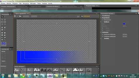 tutorial on adobe premiere pro tutorial adobe premiere pro quot como crear titulos animados
