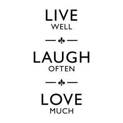 live laugh live laugh love
