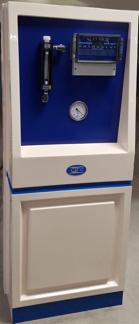 superior and cabinet superior cabinet autovalve superior gas chlorinators