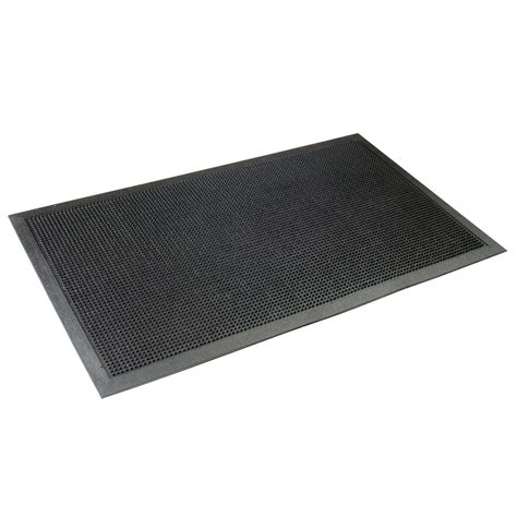 alfombra de goma  entradas stud