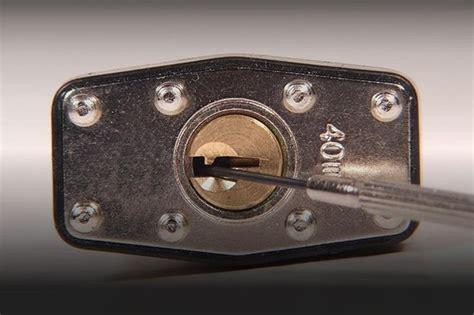 open  door lock   key  tips