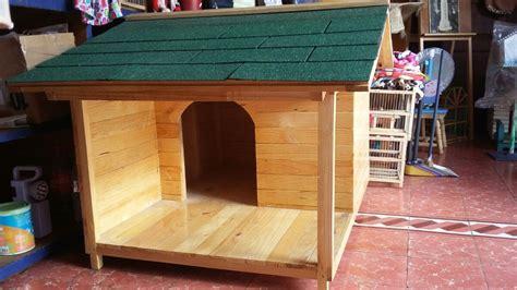 casas de madera para perros casas para perro de madera natural no 3 con terraza
