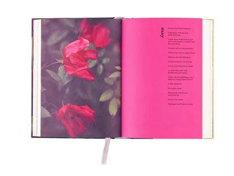 the kitchen diaries blok design