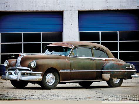 1951 pontiac chieftain parts 1951 pontiac chieftain diesel chief diesel power magazine