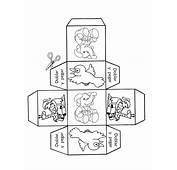 Cajas De Regalo Para Ni&241os &174 Manualidades Recortables