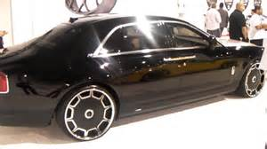 Rolls Royce Phantom Rims Dubsandtires Rolls Royce Phantom On 24 Giavanna