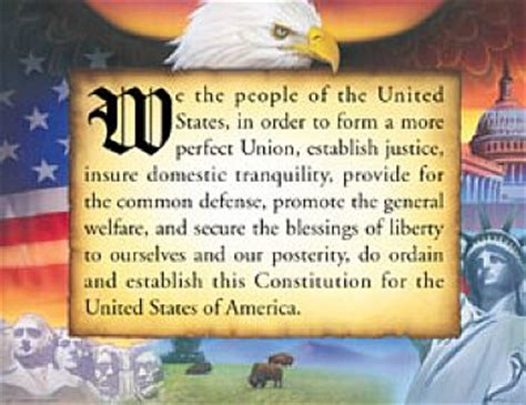 printable preamble us constitution preamble constitution catholic lane