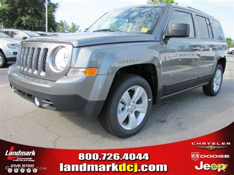 jeep patriot grey 2011 mineral gray metallic jeep patriot latitude 52687858