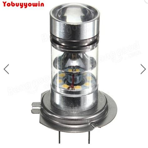 auto h7 6000k 100w led 20 smd 20 smd projector car 2pcs pack h7 100w car led 20 smd cree chips led projector