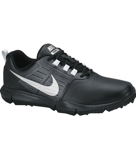nike mens explorer lea golf shoes golfonline