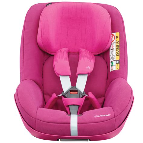maxi cosi child car seat  pearl  frequency pink