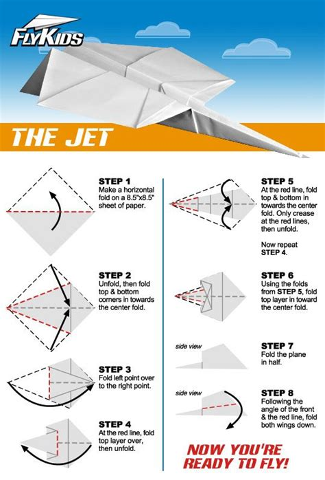 Procedure Text Origami - 134 best paper planes images on