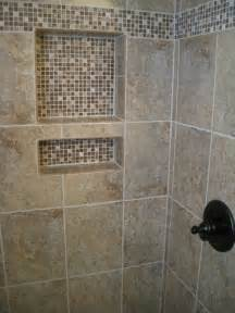 Bathroom Tile Installation Shower Tile Installation With Glass Mosaics Minnesota Regrout And Tile
