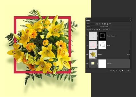 flower typography photoshop tutorial create a floral typography text effect in photoshop cc
