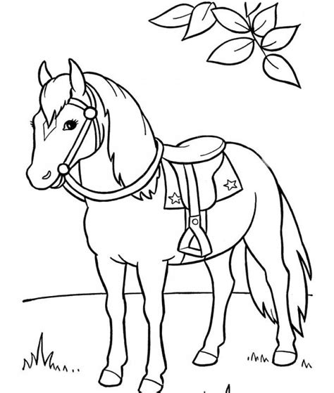 horse coloring pages pdf ride horses colouring pages az coloring pages