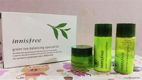 Pelembab Innisfree Untuk Kulit Berminyak review innisfree green tea produk skincare dari negara