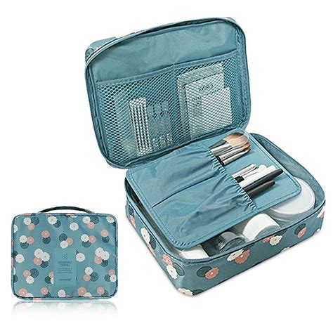 best cosmetic bag pockettrip clear cosmetic makeup bag toiletry travel kit