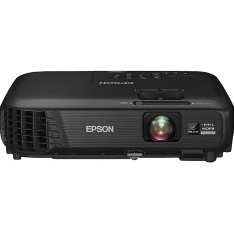 Lcd Proyektor Wireless epson powerlite 1284 lcd projector 720p hdtv 16 10