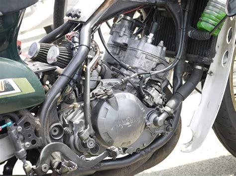 modifikasi motor bektu modifikasi bektu pakai mesin 250cc yamaha 2 silinder